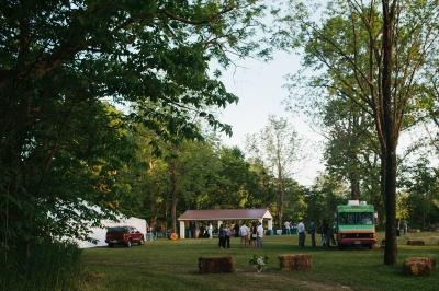 Lost Hill Lake Events Sam & Rob